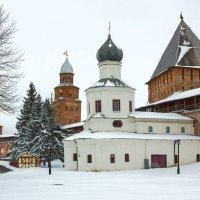 Возвращение зимы :: Евгений Никифоров