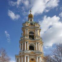 Новоспасский монастырь. :: Юрий Шувалов