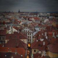ночная Прага :: Эльмира Суворова