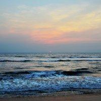 После захода солнца :: Олька Н