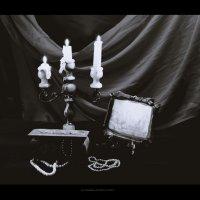 Натюрморт со свечами :: Анастасия Светлова