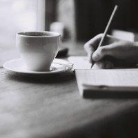 Кофе, дым сигарет и стихи :: Дарья Карпова