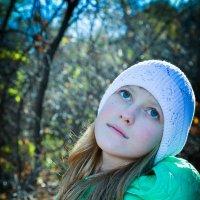 в лесу :: Ирина Абросимова