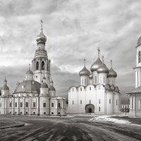 Вологда, Кремлёвская площадь. :: Александр Никитинский