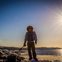 Ловец солнца :: Александр Бомбасов
