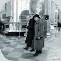 Дамы в соборе :: sv.kaschuk