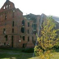 Руины старой мельницы в Волгограде :: Анатолий Мельничук