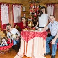 Семейная встреча :: Лидия Орембо