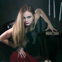 И снова про вампиров и людей... :: Екатерина Исупова