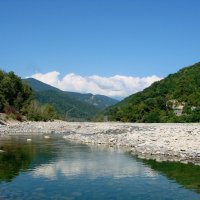 горы,воздух и вода... :: Сергей