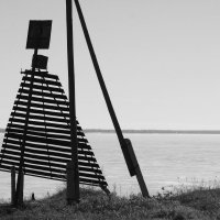 Столбы. :: Арина Вавилова