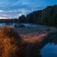тихий вечер :: Василий Либко