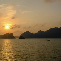 Morning at Suratthani :: Nick K