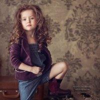 модница :: Екатерина Олюнина