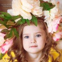 Цветочная фея :: Екатерина Олюнина