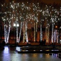 Огни Большого города.. :: Ирина Негара