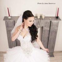 невеста :: валентина чекалина