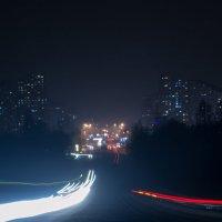 Кишинев ночь :: Viorel Artin