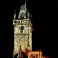 Night Prague... :: Ольга Сергеева
