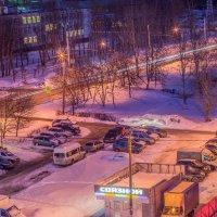 Вид из окна. :: Азат Мустафин