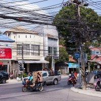 Тайский трафик :: Valery Penkin