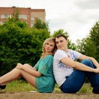 Love story Анна и Алексей. Киров 2013г, :: Мария Жданова
