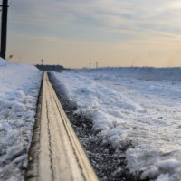 Железная дорога :: Сергей Черепанов