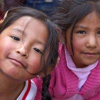 Перуаночки из Куско :: Елена Жукова