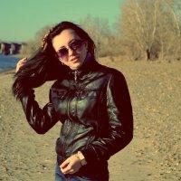 неожиданная фотография :: Олечка Зайцева
