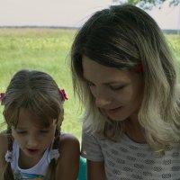 Мама и доця :: Андрий Майковский
