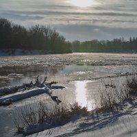 Мороз и солнце. :: Андрий Майковский