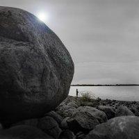 Рыбалка на Спасе - Каменном :: Валерий Талашов
