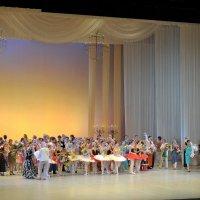 Отчётный концерт выпускников краснодарского хореографического училища. :: Андрей Фиронов