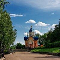 по пути к храму :: gribushko грибушко Николай