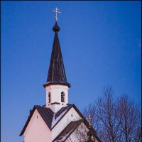 Церковь св. вмч. Георгия Победоносца на Средней Рогатке :: Валентин Яруллин
