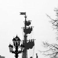 Вперед, в Европу! (Памятник Петру I в Москве) :: Михаил Малец