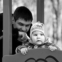 черно-белая история.. :: Алёна Горбылёва