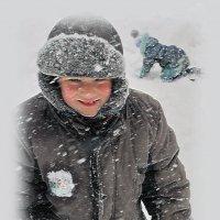 Последний снег. :: Тамара Бучарская