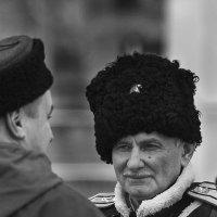 казак :: Элеонора Макарова