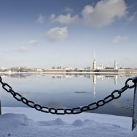 городская весна :: ник. петрович земцов