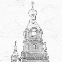 Храм :: Сергей Комков
