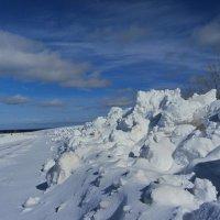 Сухопутные айсберги :: Валерий Струк