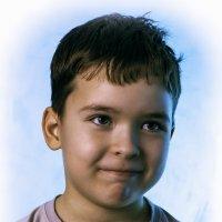 Портрет сына :: Андрей Качин