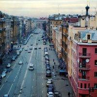 Городские будни :: Валентина Потулова