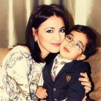 Мама и сыночек :: Надин Османова