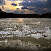Ледяной прибой.. :: Андрей Войцехов