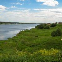 издалека-долго течет река Волга... :: Лариса *