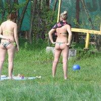 Отношение женщин к женскому регби. :: Вячеслав