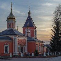 с. Былово, ,Михайло-Архангельская церковь. :: юрий