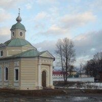 Полковая церковь Всех Святых :: Сергей Кочнев